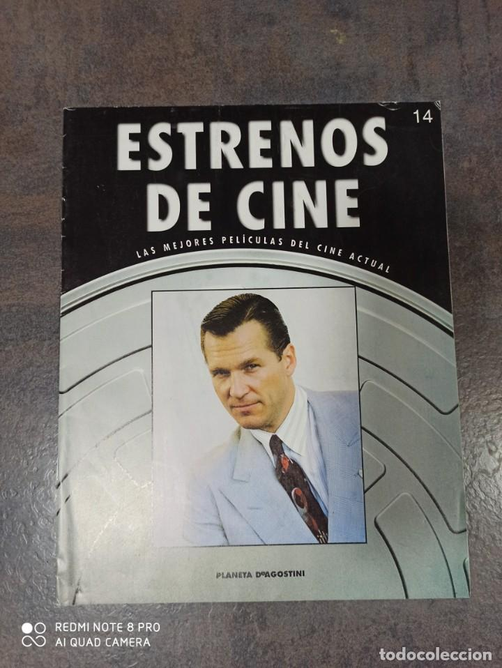 ESTRENOS DE CINE. LAS MEJORES PELÍCULAS DEL CINE ACTUAL. JEFF BRIDGES (Cine - Revistas - Papeles de cine)