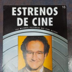 Cine: ROBIN WILLIAMS. ESTRENOS DE CINE. LAS MEJORES PELÍCULAS DEL CINE ACTUAL. Lote 211982700