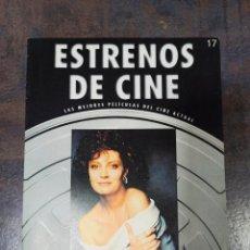 Cine: SUSAN SARANDON. ESTRENOS DE CINE. LAS MEJORES PELÍCULAS DEL CINE ACTUAL. Lote 212025432