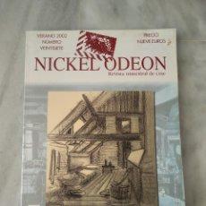 Cine: NICKEL ODEON - 27 - VERANO 2002 - LA DIRECCIÓN ARTÍSTICA. Lote 220900701
