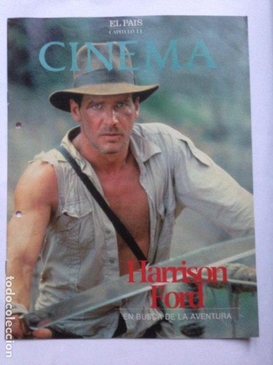 FASCICULO COLECCIONABLE - EL PAIS - CINEMA 13 - HARRISON FORD (Cine - Revistas - Cinema)