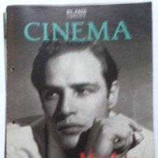 Cine: FASCICULO COLECCIONABLE - EL PAIS - CINEMA 8 - MARLON BRANDO. Lote 212429605