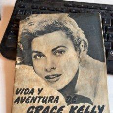 Cine: VIDA Y AVENTURA DE GRACE KELLY. Lote 212842291