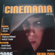 Cine: REVISTA CINEMANIA N112 ESPECIAL STAR WARS. Lote 212853680