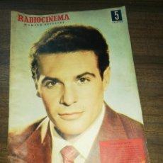Cine: RADIOCINEMA. NUMERO ESPECIAL. FRANCISCO RABAL. 1956. Nº 297.. Lote 212957613