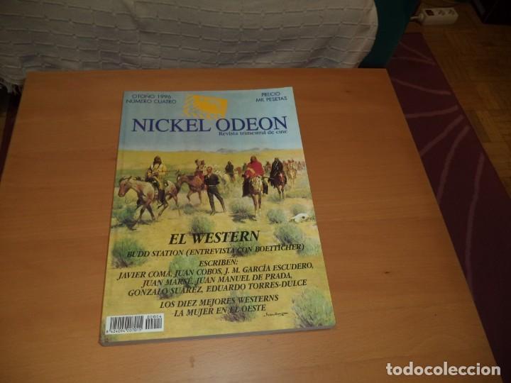 Cine: Nickel Odeon Nº 4 El Western. Nº 6 Screwball. Nº 10 Billy Wilder. Nº 18 Lubitsch. son muy dificiles - Foto 2 - 212982452