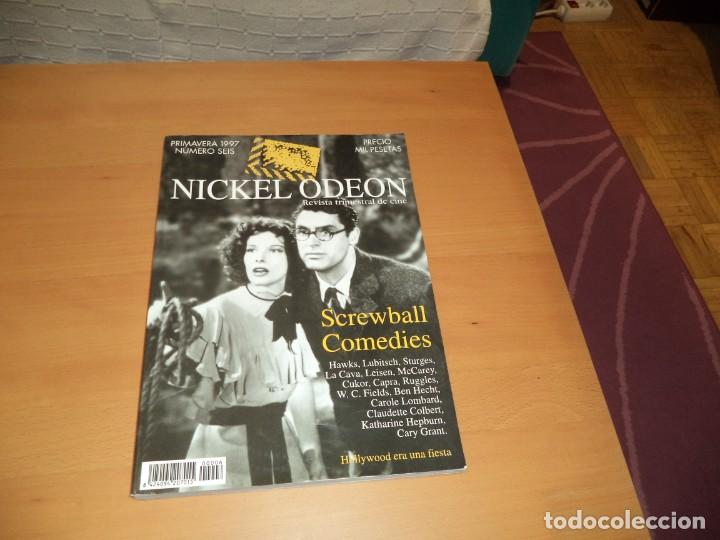 Cine: Nickel Odeon Nº 4 El Western. Nº 6 Screwball. Nº 10 Billy Wilder. Nº 18 Lubitsch. son muy dificiles - Foto 4 - 212982452