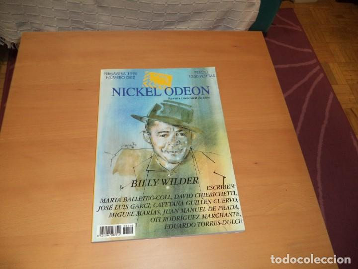 Cine: Nickel Odeon Nº 4 El Western. Nº 6 Screwball. Nº 10 Billy Wilder. Nº 18 Lubitsch. son muy dificiles - Foto 6 - 212982452