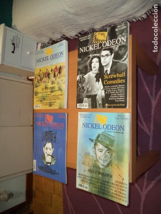 Cine: Nickel Odeon Nº 4 El Western. Nº 6 Screwball. Nº 10 Billy Wilder. Nº 18 Lubitsch. son muy dificiles - Foto 10 - 212982452