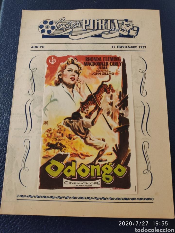 Cine: 2 Circuitos cinematográficos año 1957 - Foto 4 - 213011073