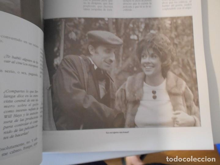 Cine: NICKEL ODEON. NUMERO TRES. VERANO 1996. REVISTA TRIMESTRAL DE CINE. 272 PAGINAS. 24 X 33 CMS. FOTOGR - Foto 2 - 213265320