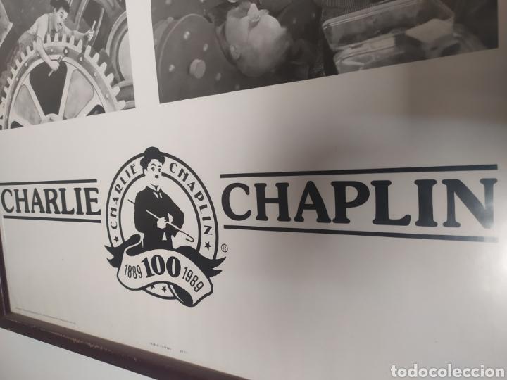 Cine: Cartel del centenario Charlie Chaplin - Foto 4 - 213329993
