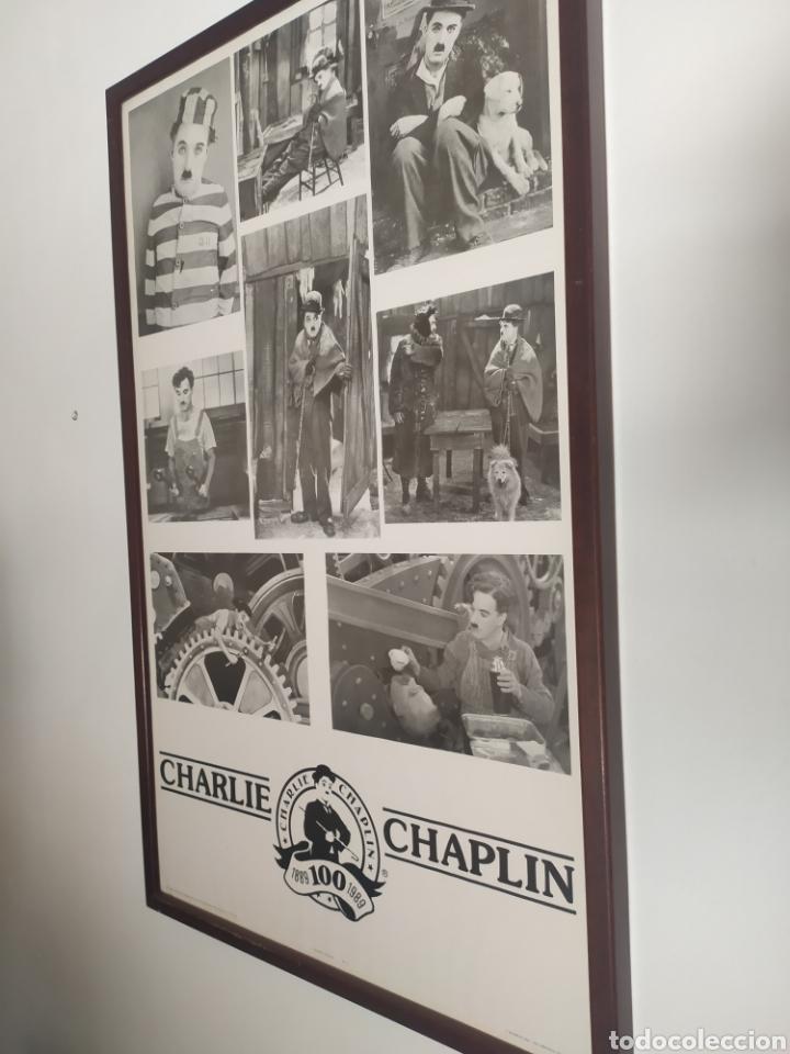 CARTEL DEL CENTENARIO CHARLIE CHAPLIN (Cine - Reproducciones de carteles, folletos...)