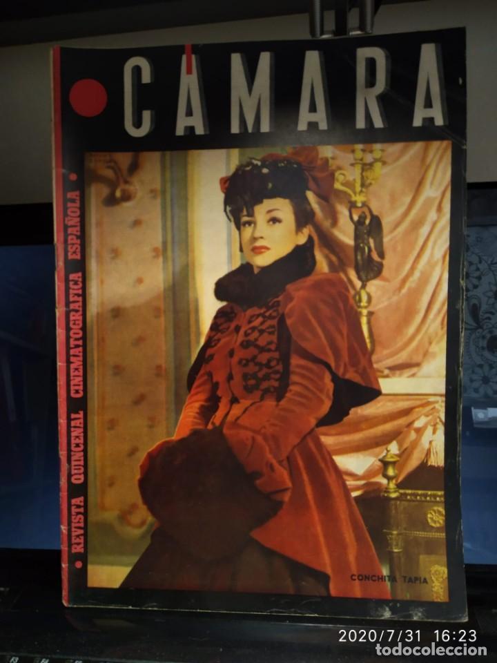 REVISTA CÁMARA SARA MONTIEL (Cine - Revistas - Cámara)
