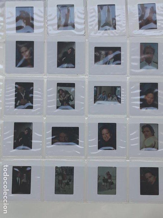 Cine: LOTE DE 51 DIAPOSITIVAS Y 2 FOTOGRAFIAS DEL ACTOR DE CINE: MICHAEL DOUGLAS. - Foto 4 - 213472066