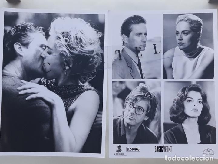 Cine: LOTE DE 18 DIAPOSITIVAS DE LA ACRIZ DE CINE: KIM BASSINGER Y 2 FOTOGRAFIAS DE SHARON STONE. - Foto 2 - 213479222