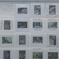 Cinéma: LOTE DE 27 DIAPOSITIVAS DEL ACTOR DE CINE: ARNOLD SCHWARENNEGER. Lote 213482708