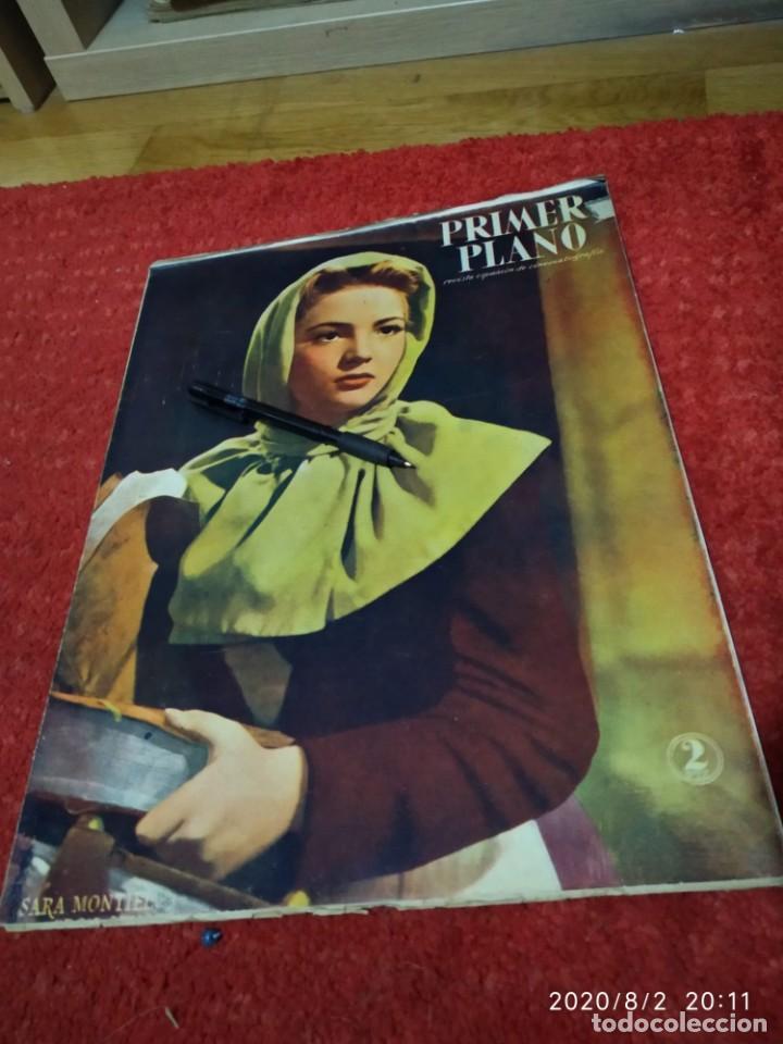 SARA MONTIEL (Cine - Revistas - Primer plano)