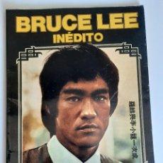 Cine: BRUCE LEE : INEDITO PRODUCCIONES EDITORIALES , AÑO 1975. Lote 213612052