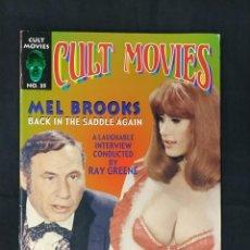 Cine: REVISTA CULT MOVIES - Nº 35 - TEXTOS EN INGLES -. Lote 213793580