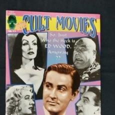 Cine: REVISTA CULT MOVIES - Nº 11 - TEXTOS EN INGLES -. Lote 213795343