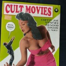 Cine: REVISTA CULT MOVIES - Nº 8 - TEXTOS EN INGLES -. Lote 213795597