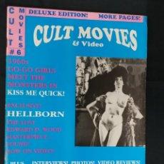 Cine: REVISTA CULT MOVIES - Nº 6 - TEXTOS EN INGLES -. Lote 213795673