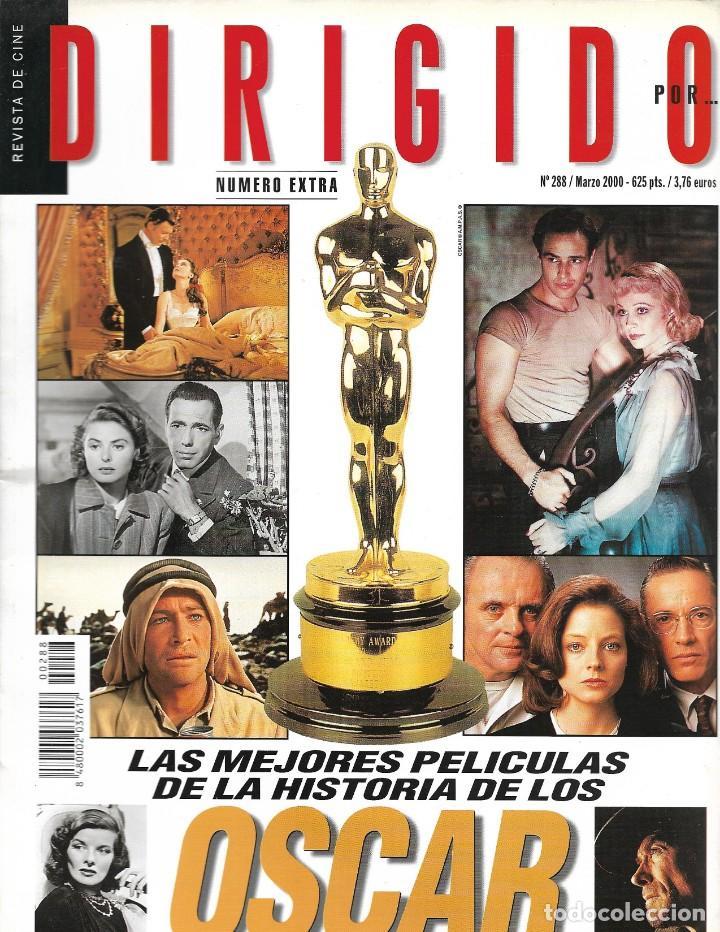 DIRIGIDO POR Nº 288 (Cine - Revistas - Dirigido por)