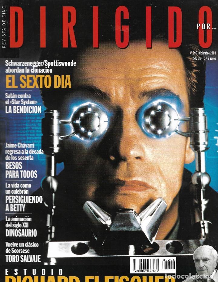 DIRIGIDO POR Nº 296 (Cine - Revistas - Dirigido por)
