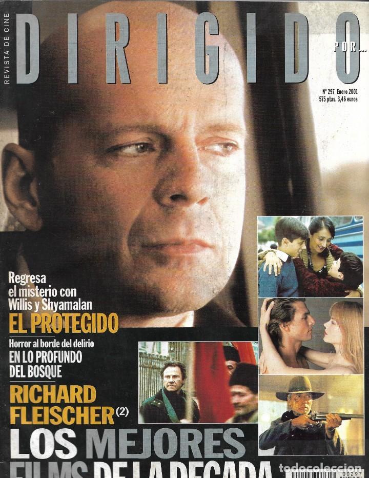 DIRIGIDO POR Nº 297 (Cine - Revistas - Dirigido por)