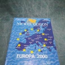 Cine: REVISTA DE CINE NICKEL ODEON Nº 15 - EUROPA 2000 - VERANO 1999. Lote 213884817