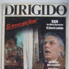 Cine: DIRIGIDO POR. REVISTA Nº 130.. Lote 214189775