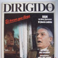 Cine: DIRIGIDO POR. REVISTA Nº 130.. Lote 214190431