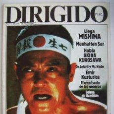 Cine: DIRIGIDO POR. REVISTA Nº 131.. Lote 214190977