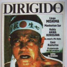 Cine: DIRIGIDO POR. REVISTA Nº 131.. Lote 214191062