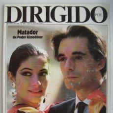 Cine: DIRIGIDO POR. REVISTA Nº 134.. Lote 214191203