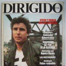 Cine: DIRIGIDO POR. REVISTA Nº 136.. Lote 214191601