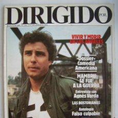 Cine: DIRIGIDO POR. REVISTA Nº 136.. Lote 214191682