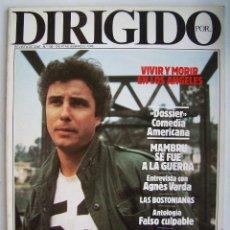 Cine: DIRIGIDO POR. REVISTA Nº 136.. Lote 214191748