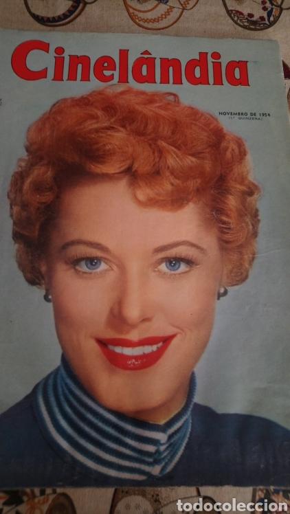 CINELANDIA 1954 ARLENE DAHL (Cine - Revistas - Cinelandia)