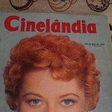 Cine: CINELANDIA 1954 ARLENE DAHL. Lote 214250900