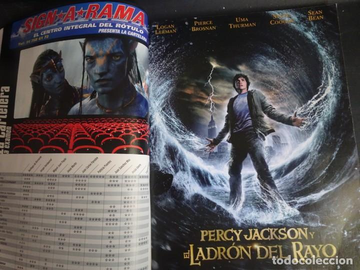 Cine: REVISTA ACCIÓN Nº 1002 POSTER DOBLE INCLUIDO, VER FOTOS - Foto 2 - 214277948