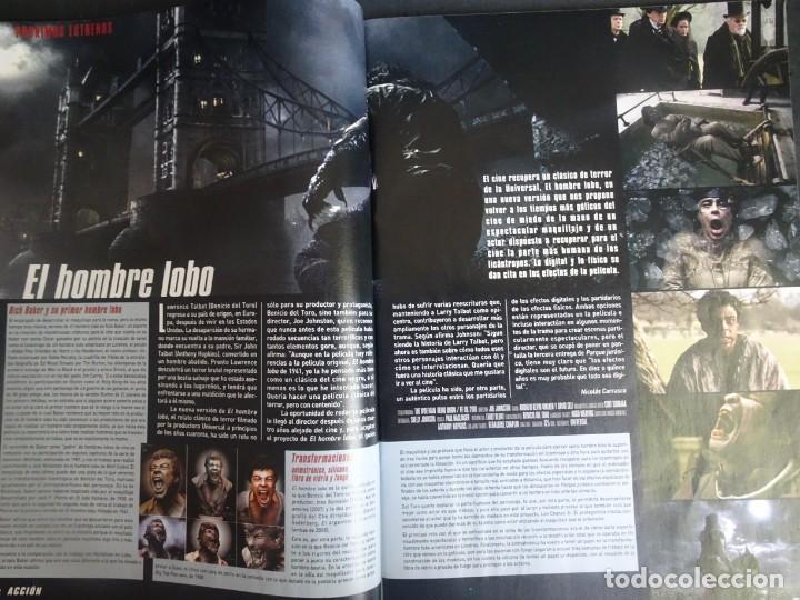 Cine: REVISTA ACCIÓN Nº 1002 POSTER DOBLE INCLUIDO, VER FOTOS - Foto 8 - 214277948
