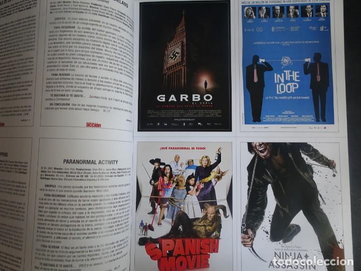 Cine: REVISTA ACCIÓN Nº 1002 POSTER DOBLE INCLUIDO, VER FOTOS - Foto 12 - 214277948
