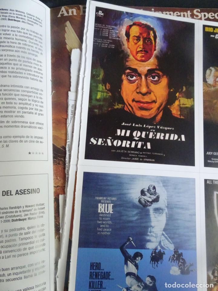 Cine: REVISTA ACCIÓN Nº 1001 POSTER DOBLE AVATAR Y SHERLOCK HOLMES, VER DESCRIPCIÓN Y FOTOS - Foto 15 - 214278682