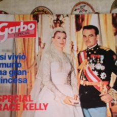 Cine: GARBO ESPECIAL GRACE KELLY 20 PAGINAS. Lote 214283451