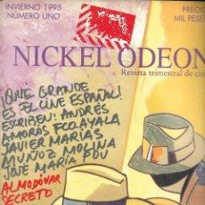 Cinéma: NICKEL ODEON Nº 1. Lote 214514211