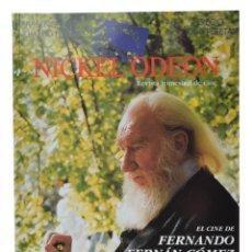 Cinéma: NICKEL ODEON. REVISTA TRIMESTRAL DE CINE, N.º 9. MONOGRÁFICO: FERNANDO FERNÁN-GÓMEZ. NUEVO. Lote 214580885