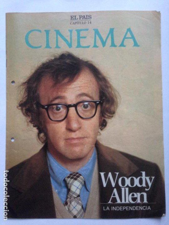 FASCICULO COLECCIONABLE - EL PAIS - CINEMA 14 - WOODY ALLEN (Cine - Revistas - Cinema)