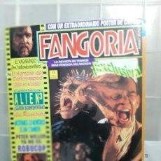 Cinema: LOTE 6 REVISTAS FANGORIA CINE TERROR. Lote 215227478